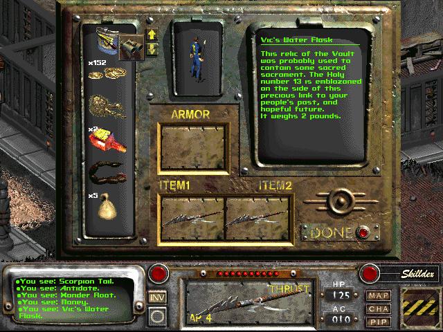 Fallout 2 - Lutris