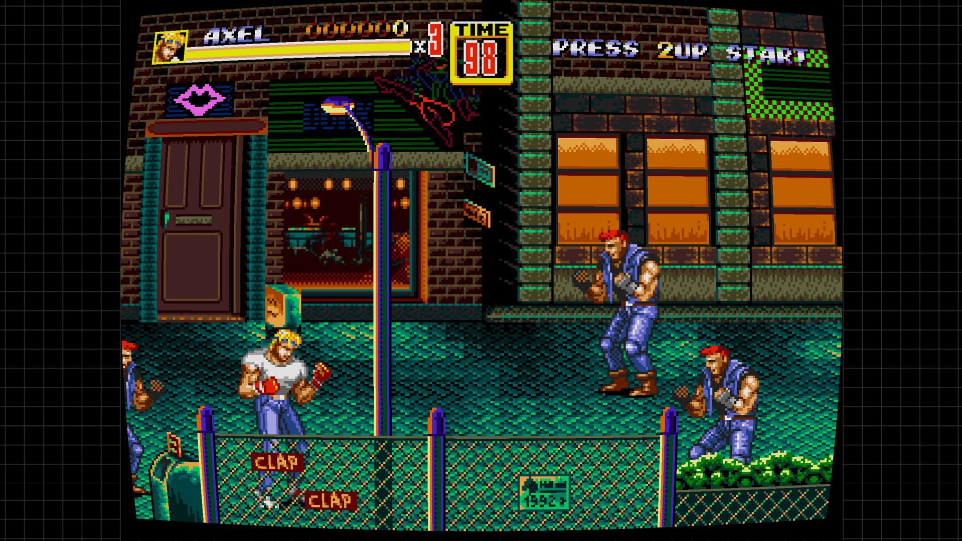 SEGA Genesis & Mega Drive Classics - Lutris