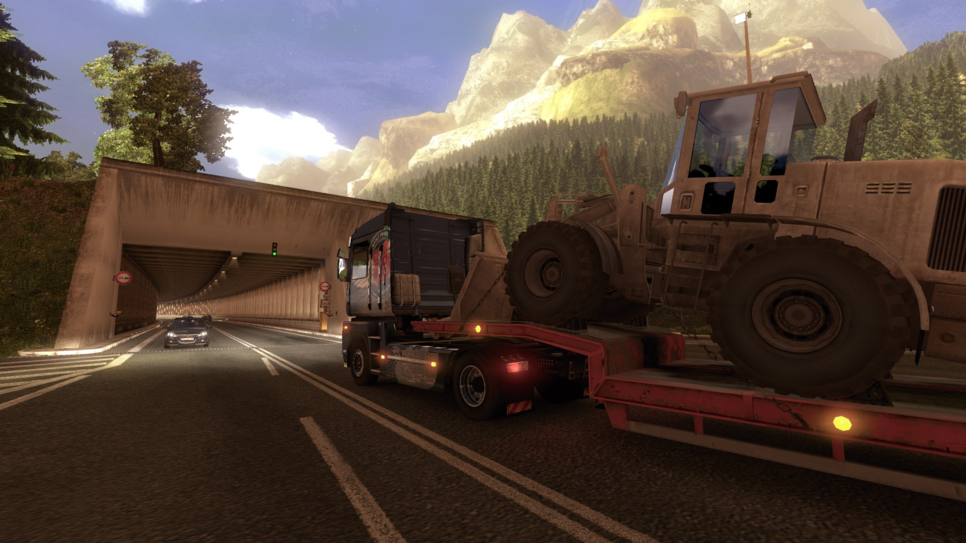 Euro Truck Simulator 2 - Lutris