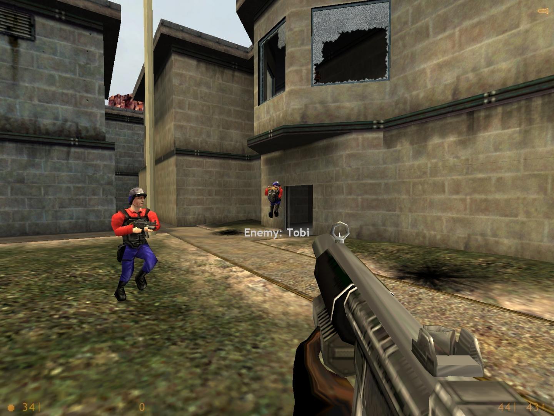 Half-life 1 multiplayer