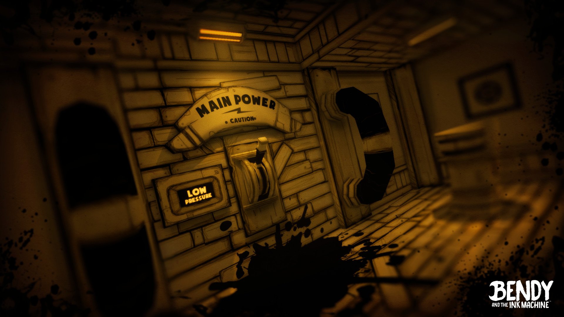 Bendy And The Ink Machine Lutris