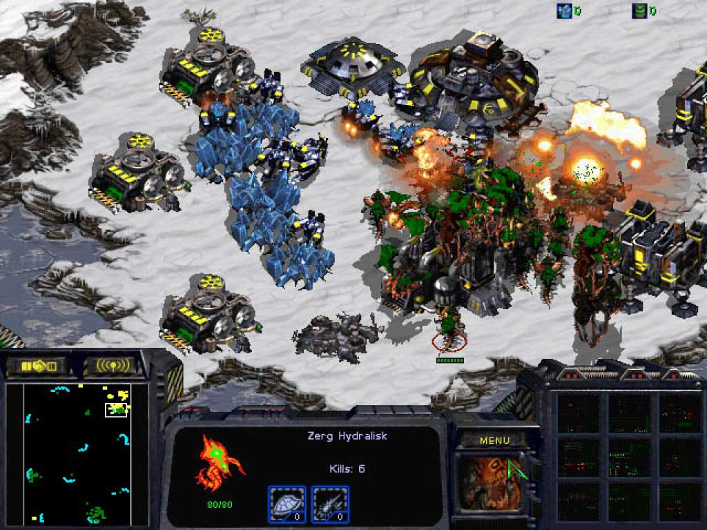 StarCraft - Lutris