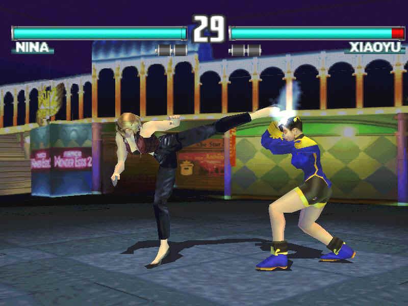 Tekken 3 Lutris