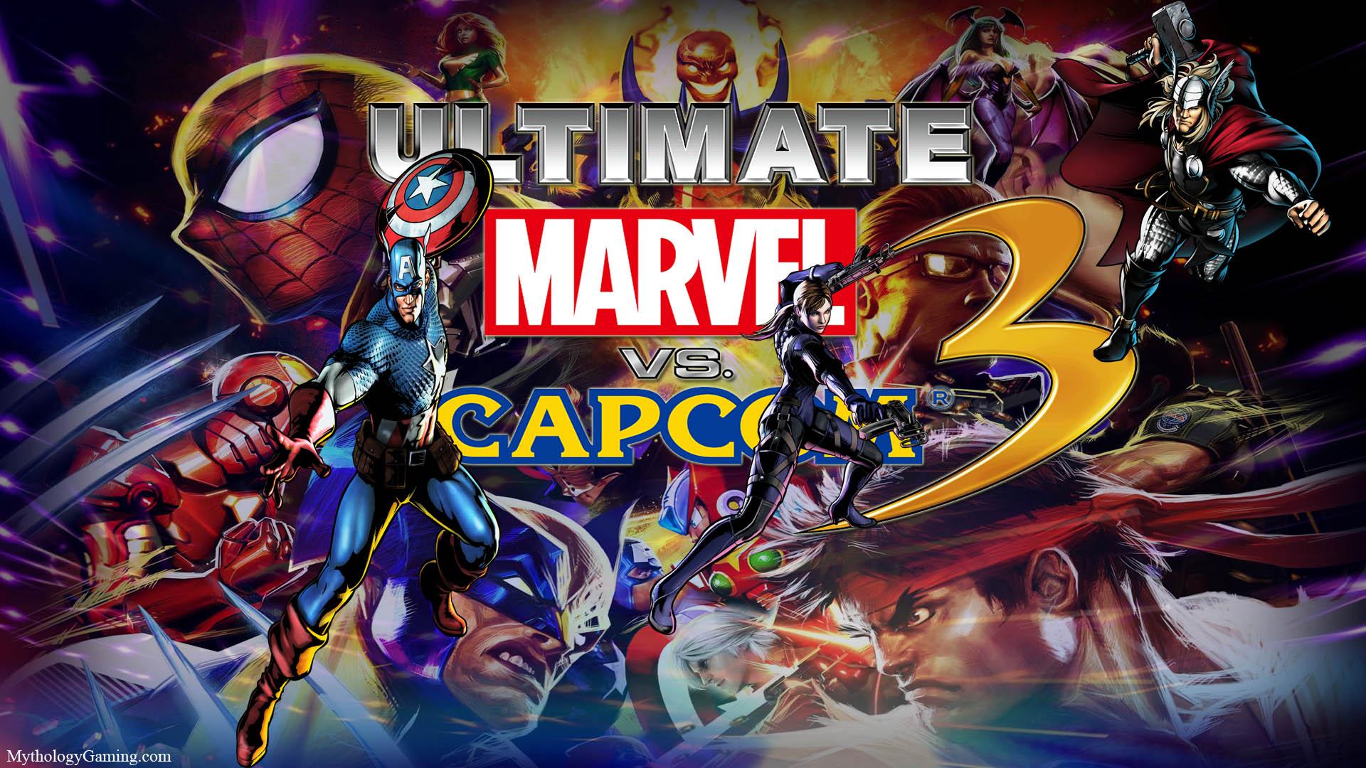 Ultimate Marvel vs. Capcom 3 - Lutris   1920 x 1080 jpeg 384kB