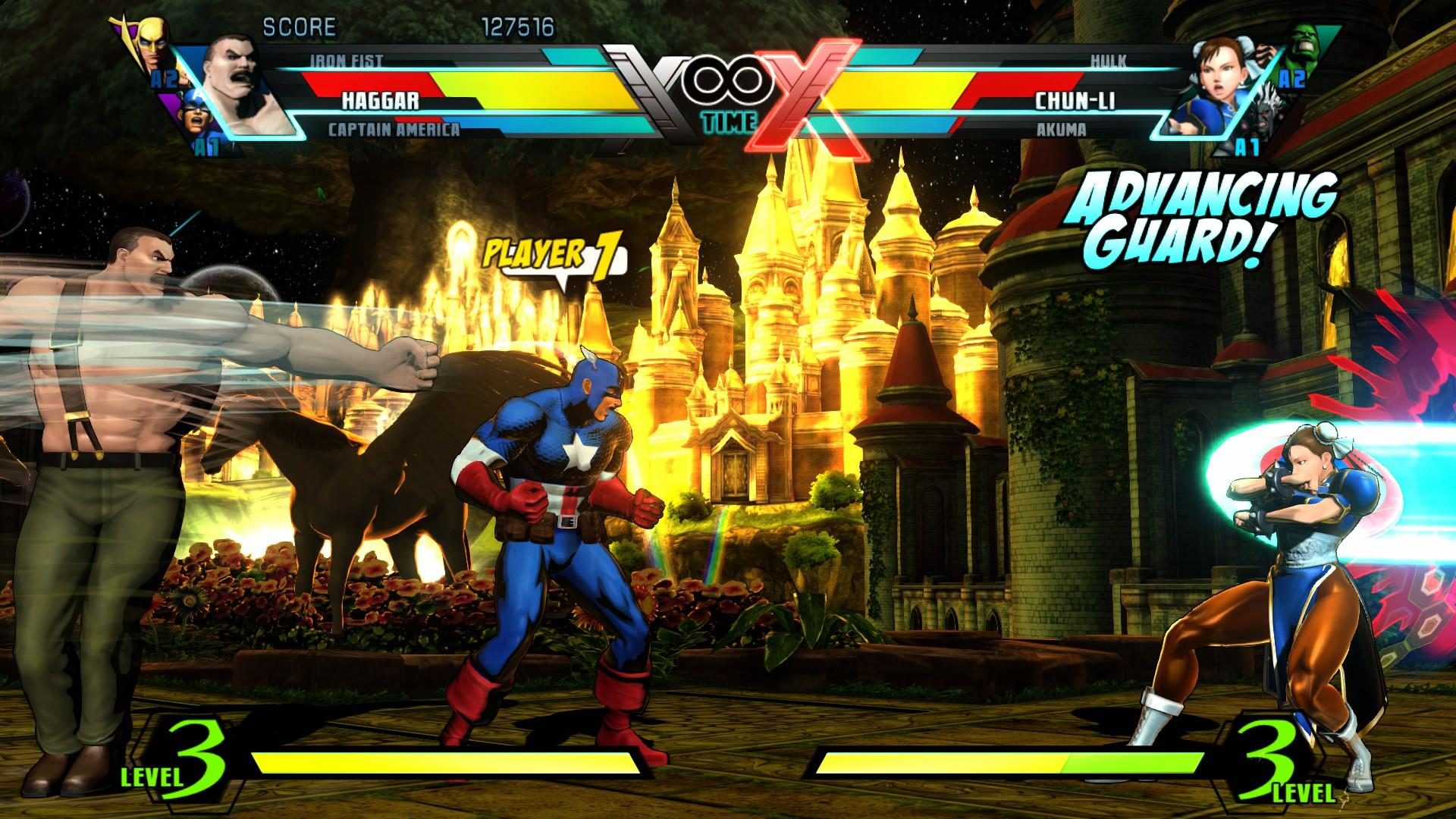 Ultimate Marvel vs. Capcom 3 - Lutris   1920 x 1080 jpeg 326kB