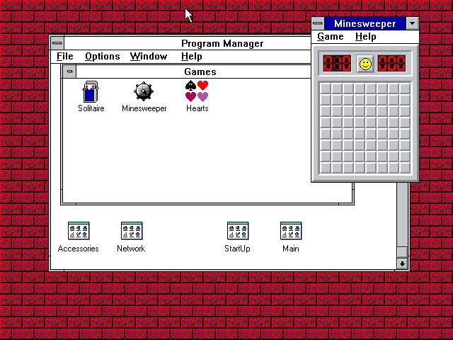 Windows 3 1x - Lutris